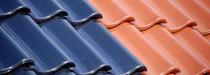 Dachówki ceramiczne